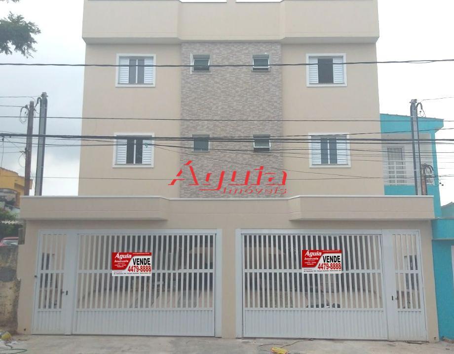 Cobertura residencial à venda, Parque Novo Oratório, Santo André - CO0494.