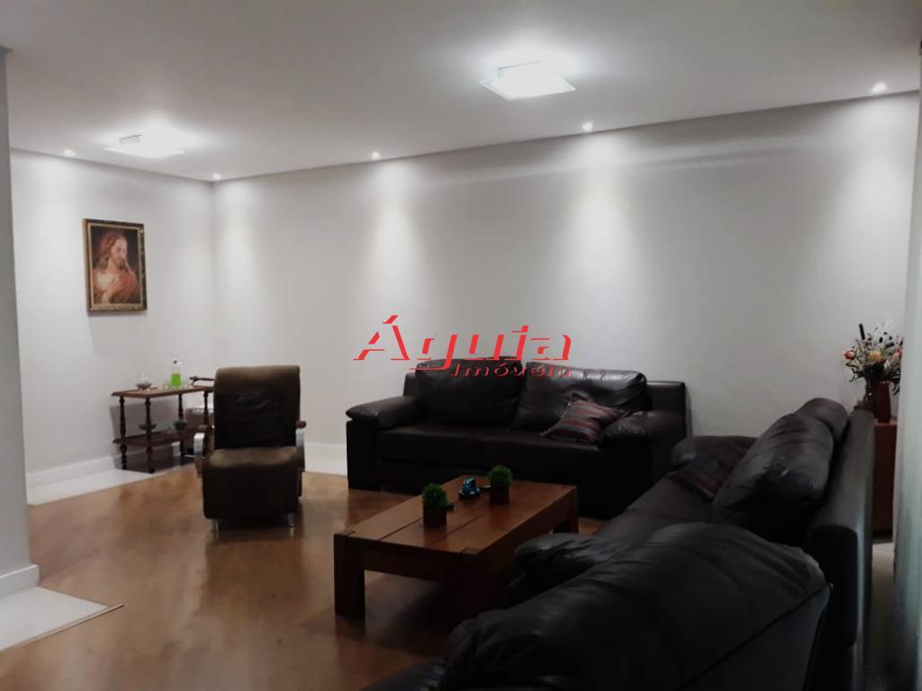 Casa residencial à venda, Vila Assunção, Santo André - CA0390.