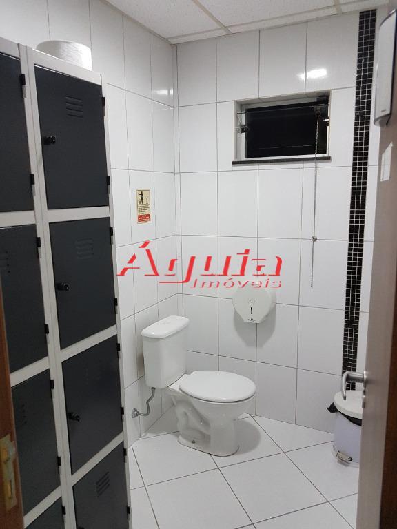 Prédio comercial à venda, Parque Oratório, Santo André - PR0123.