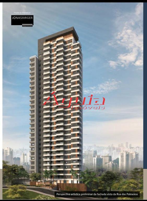 Apartamento residencial à venda, Bairro Jardim, Santo André - AP1342.