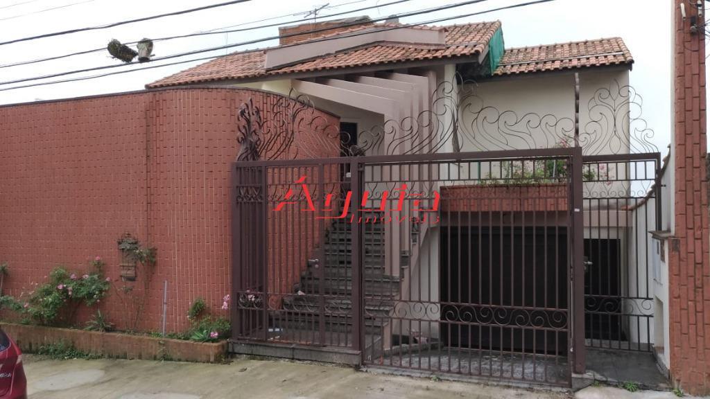 Casa residencial à venda, Vila Junqueira, Santo André.