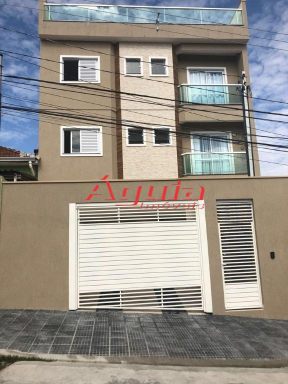 Apartamento residencial à venda, Vila Francisco Matarazzo, Santo André.