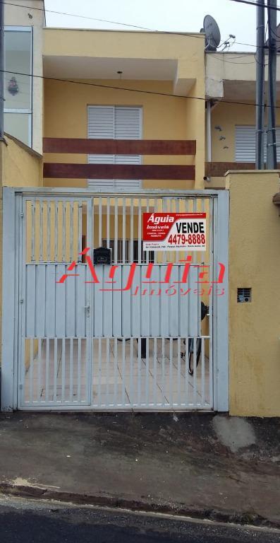 Sobrado residencial à venda, Vila João Ramalho, Santo André.