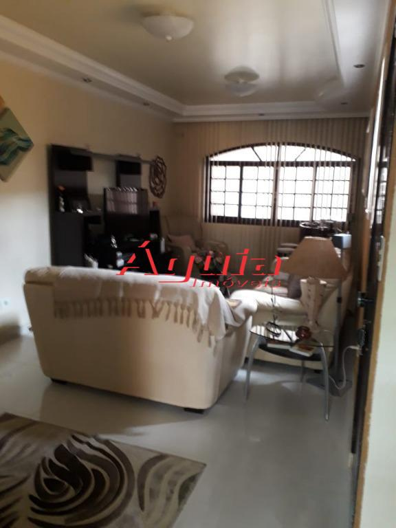 Sobrado com 3 dormitórios à venda, 176 m² por R$ 580.000 - Parque Novo Oratório - Santo André/SP