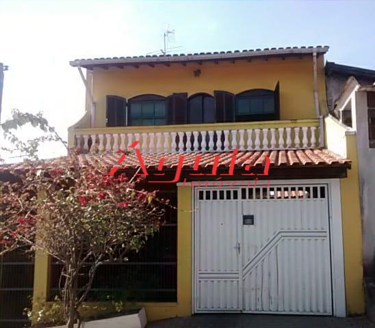 Sobrado residencial à venda, Jardim das Maravilhas, Santo An