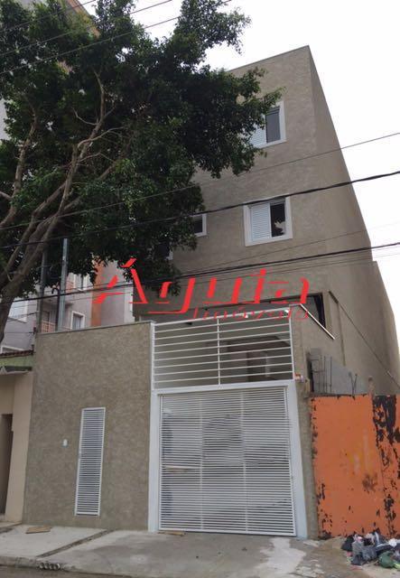 Apartamento Residencial à venda, Vila São Pedro, Santo André - AP0569.