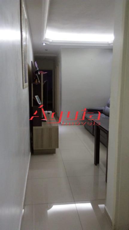 Apartamento residencial à venda, Jardim Guarará, Santo André.