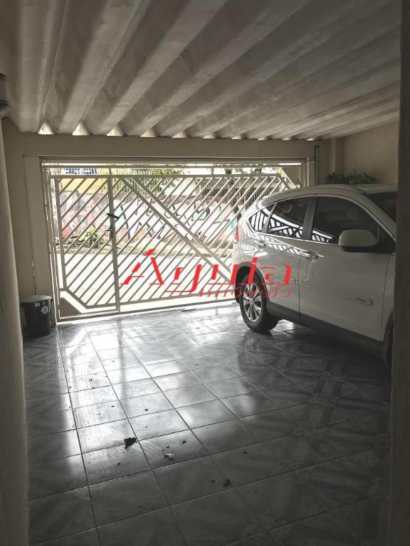 Casa residencial à venda, Jardim Ana Maria, Santo André.
