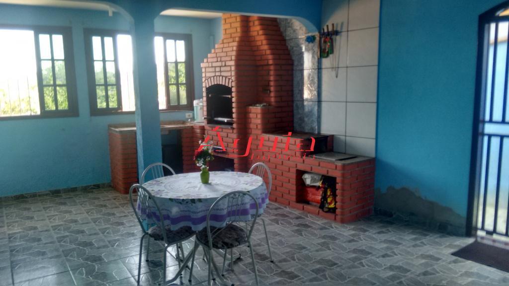 Casa com 3 dormitórios à venda, 224 m² por R$ 326.000 - Jardim Luso - Ribeirão Pires/SP