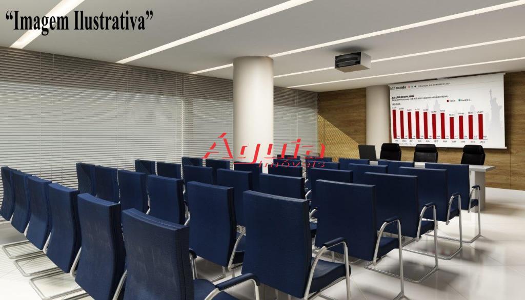Sala comercial à venda, Centro, Santo André.