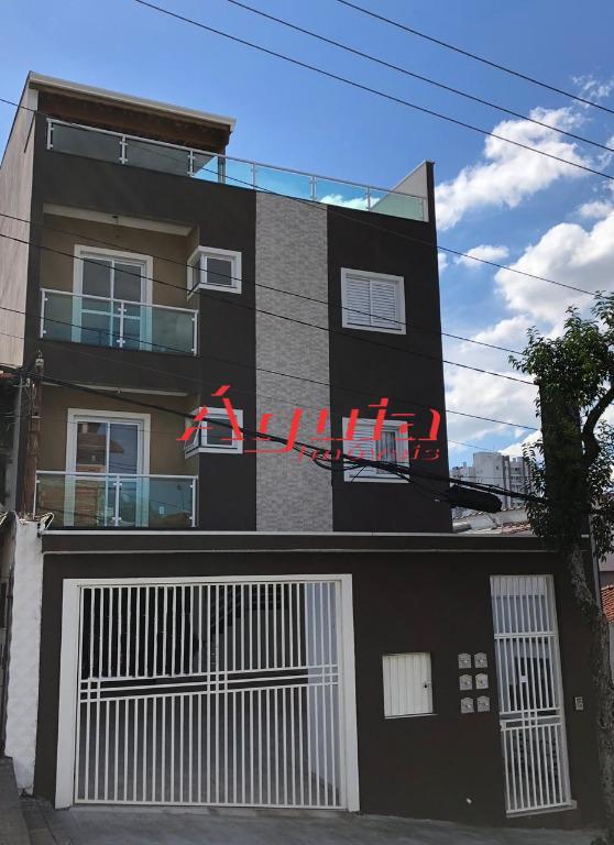 Apartamento Residencial à venda, Santa Maria, Santo André - AP1550.