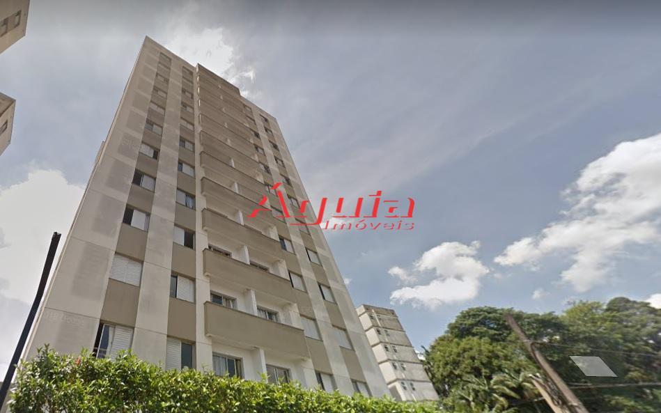 Apartamento residencial à venda, Vila Guarará, Santo André.