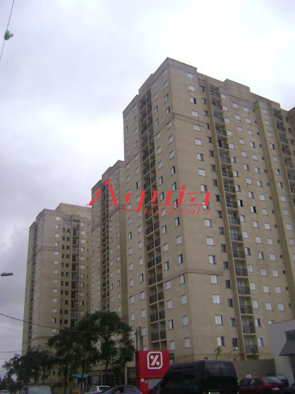 Apartamento Residencial à venda, Parque Erasmo Assunção, Santo André - AP1554.