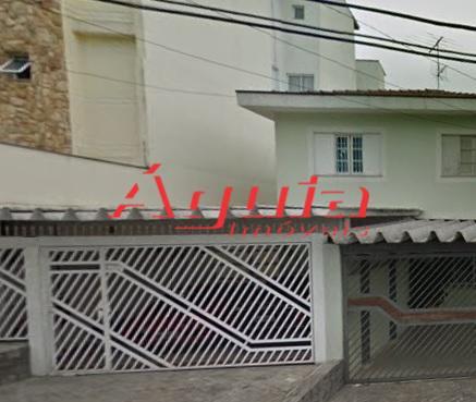 Sobrado Residencial à venda, Vila Metalúrgica, Santo André - SO0966.
