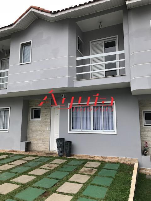 Casa Residencial à venda, Vila Homero Thon, Santo André - CA0445.