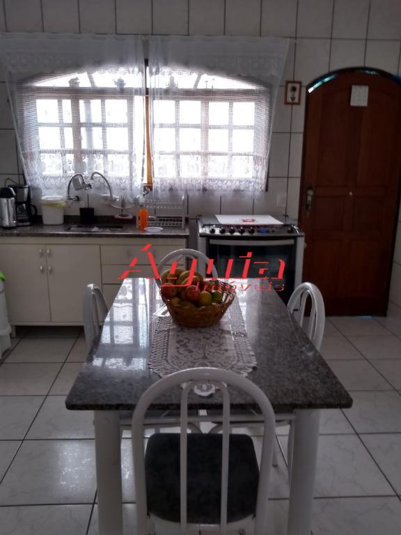 Sobrado Residencial à venda, Jardim das Maravilhas, Santo André - SO0254.