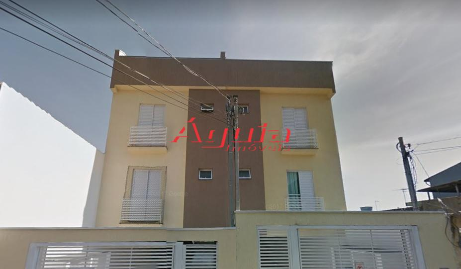 Cobertura com 2 dormitórios à venda, 136 m² por R$ 449.000 - Jardim Alvorada - Santo André/SP