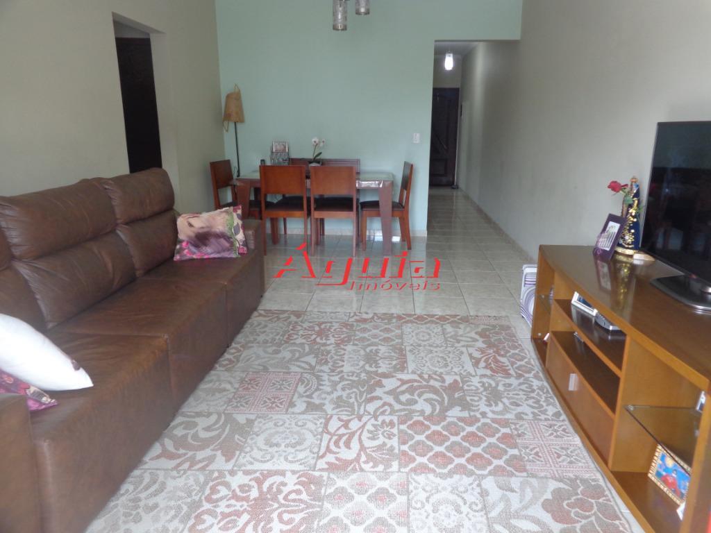 Apartamento com 3 dormitórios à venda, 90 m² por R$ 420.000 - Bangu - Santo André/SP