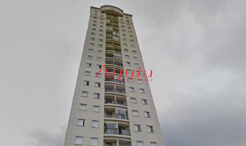 Apartamento com 3 dormitórios à venda, 65 m² por R$ 479.000 - Parque Jaçatuba - Santo André/SP