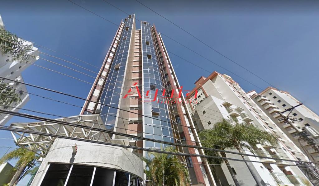 Apartamento com 2 dormitórios à venda, 75 m² por R$ 450.000 - Jardim Bela Vista - Santo André/SP