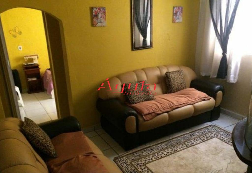 Sobrado com 4 dormitórios à venda, 220 m² por R$ 380.000 - Jardim Santo Alberto - Santo André/SP