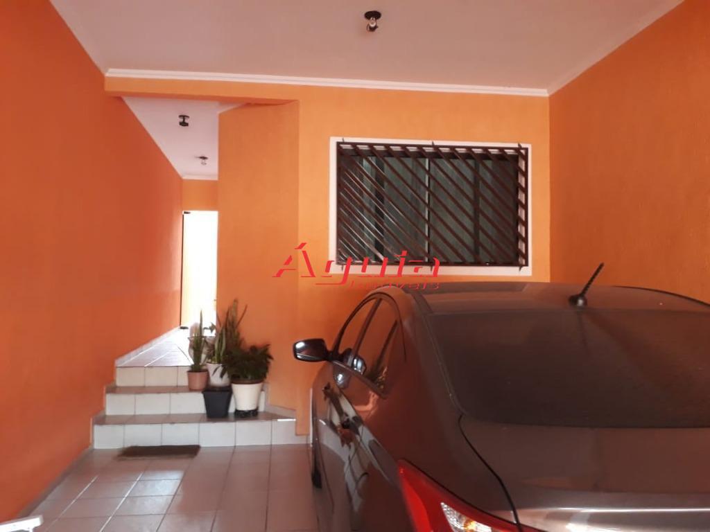 Sobrado com 3 dormitórios à venda, 167 m² por R$ 600.000 - P