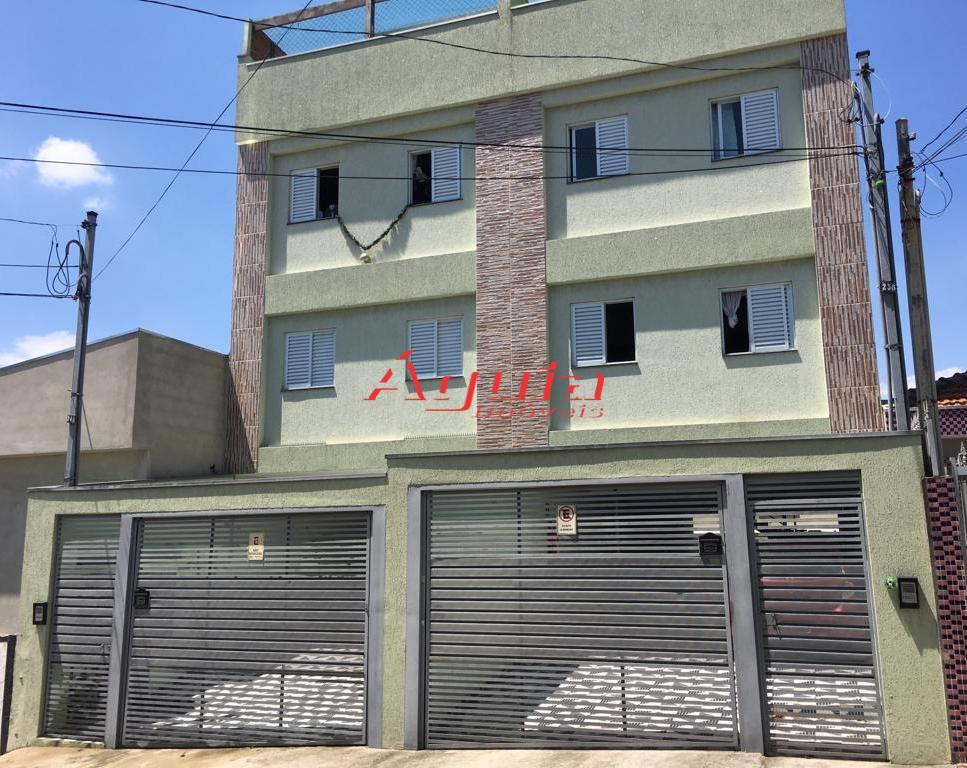 Cobertura com 2 dormitórios à venda, 45 m² por R$ 299.900 - Bangu - Santo André/SP