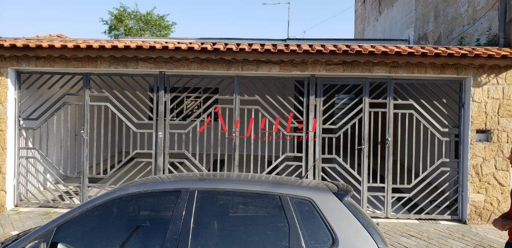 Casa com 3 dormitórios à venda, 220 m² por R$ 640.000 - Santa Teresinha - Santo André/SP