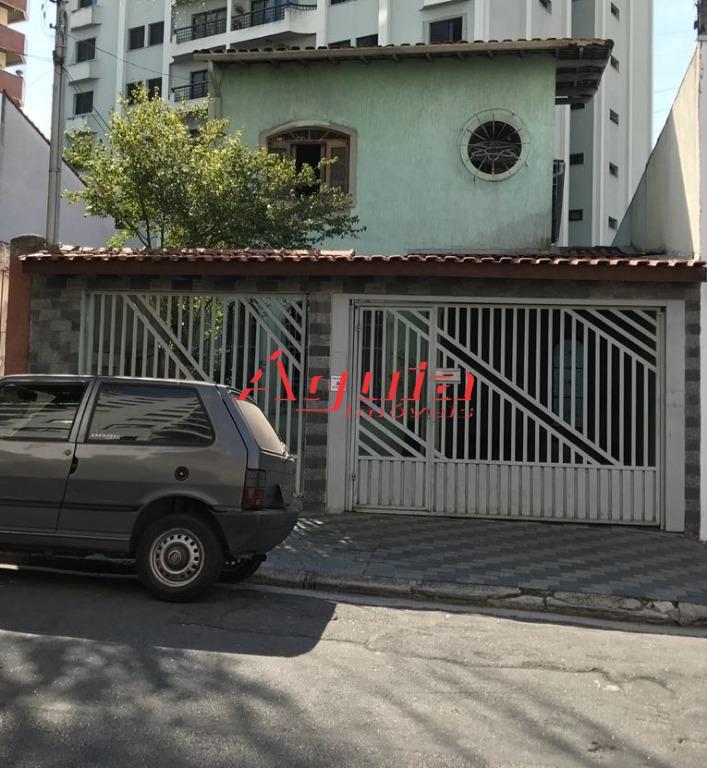 Sobrado com 3 dormitórios à venda, 197 m² por R$  - Vila Bas