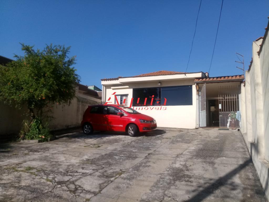 Casa com 3 dormitórios à venda, 115 m² por R$ 485.000 - Parque Novo Oratório - Santo André/SP
