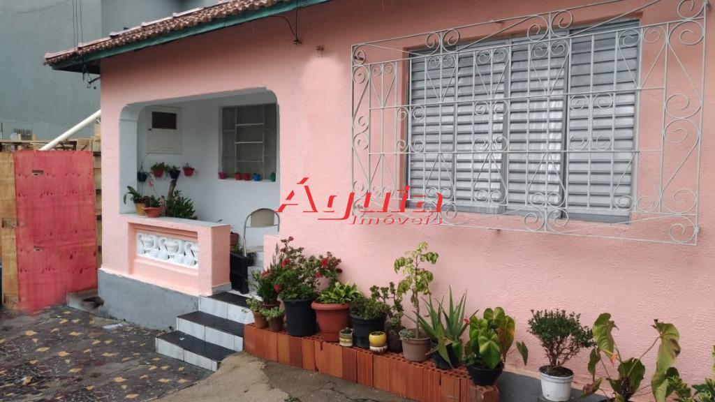 Terreno à venda, 250 m² por R$ 499.000 - Parque Erasmo Assunção - Santo André/SP