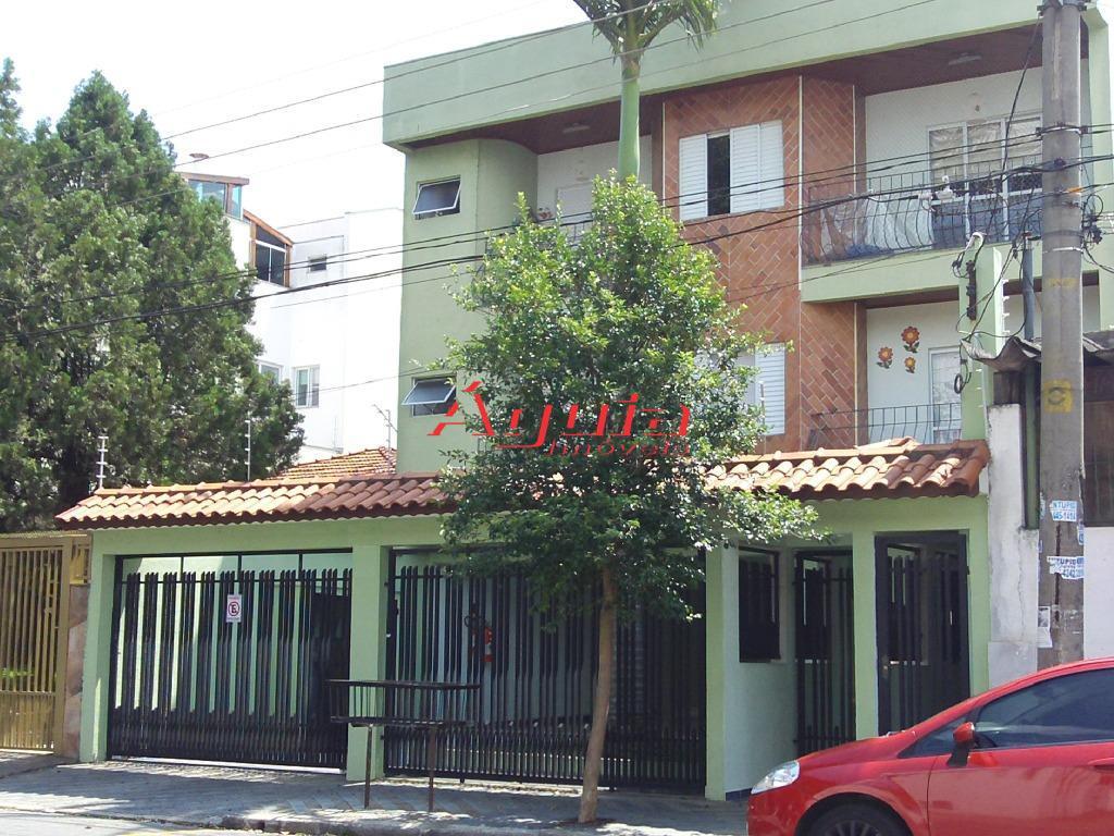 Apartamento com 3 dormitórios à venda, 115 m² por R$ 480.000 - Santa Maria - Santo André/SP