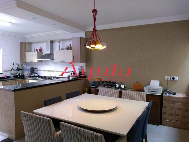 Sobrado à venda, 170 m² por R$ 590.000 - Parque Capuava - Santo André/SP