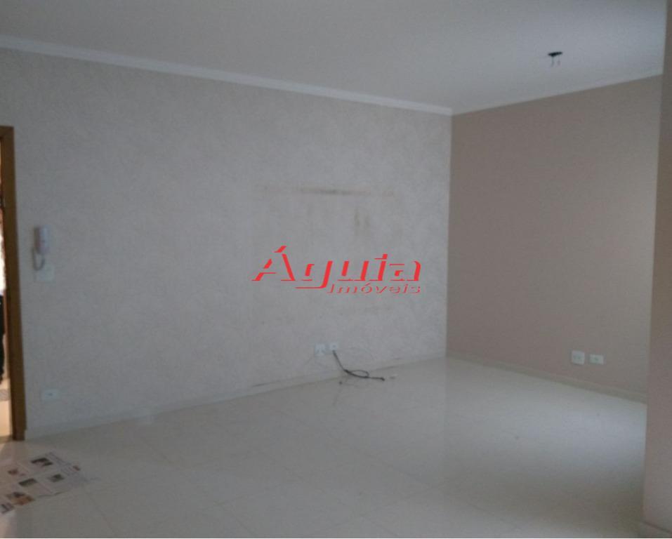 Apartamento com 2 dormitórios à venda, 60 m² por R$ 265.000 - Vila Eldízia - Santo André/SP