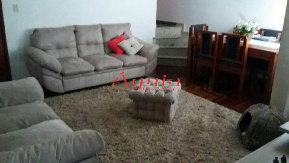 Cobertura com 3 dormitórios à venda, 90 m² por R$ 530.000 - Parque das Nações - Santo André/SP