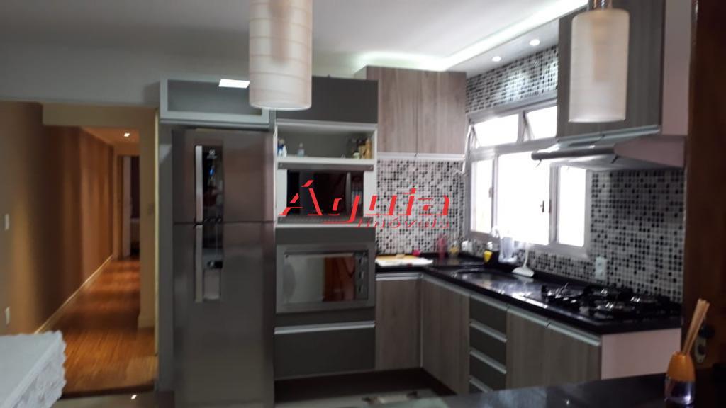 Casa com 2 dormitórios à venda, 90 m² por R$ 370.000 - Jardim Sônia Maria - Mauá/SP