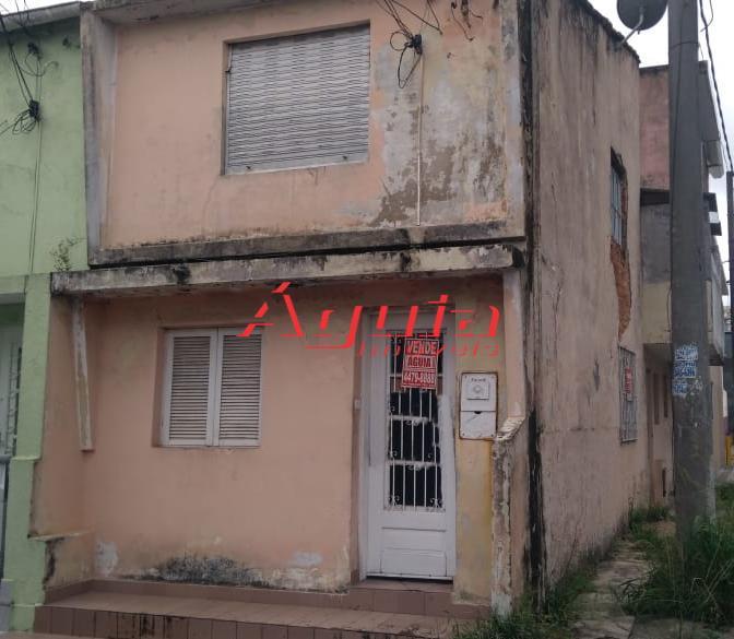 Sobrado com 2 dormitórios à venda, 90 m² por R$ 215.000 - Santa Teresinha - Santo André/SP