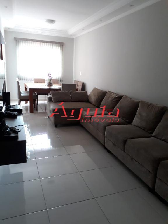 Cobertura com 2 dormitórios à venda, 70 m² por R$ 450.000 - Parque Oratório - Santo André/SP