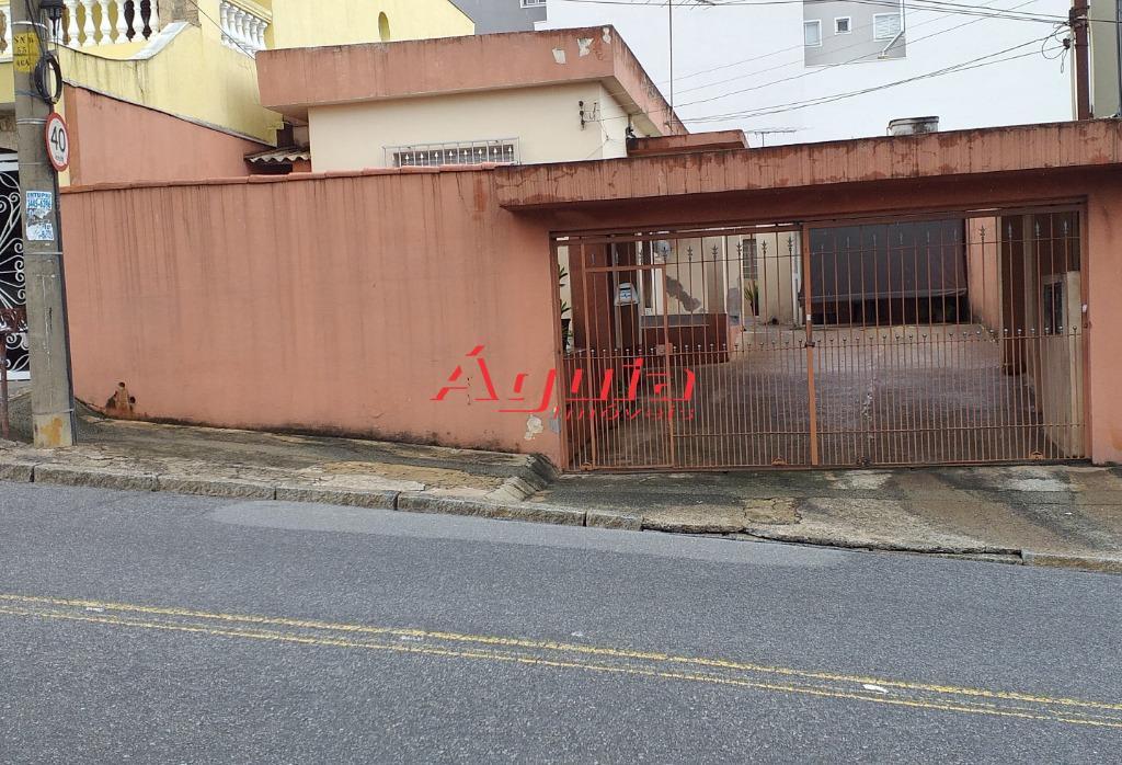 Casa com 3 dormitórios à venda, 220 m² por R$ 640.000 - Parque das Nações - Santo André/SP