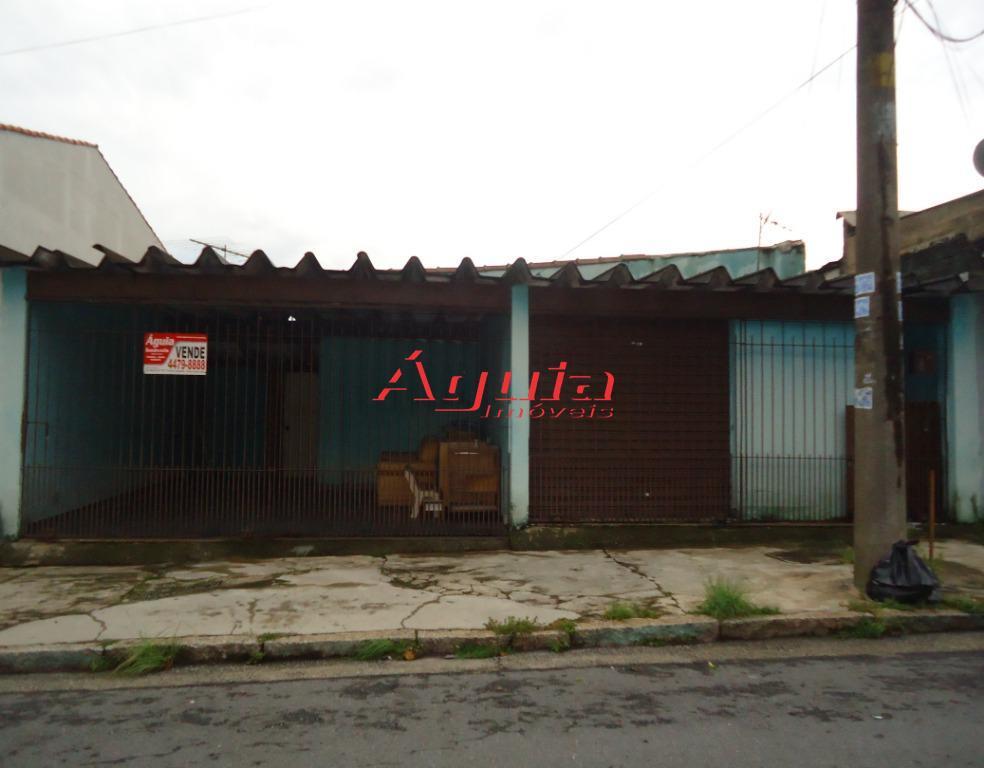 Casa com 2 dormitórios à venda, 175 m² por R$ 400.000 - Parque Capuava - Santo André/SP