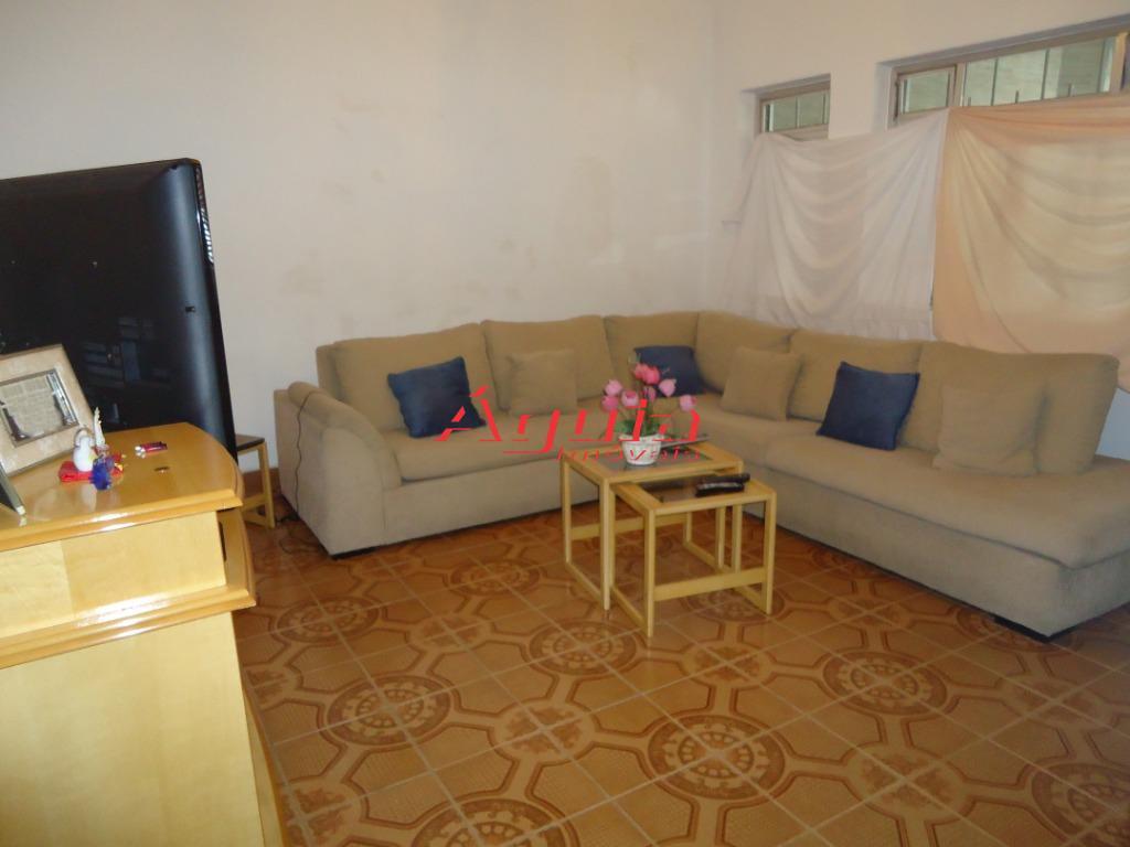 Casa com 3 dormitórios à venda, 397 m² por R$ 650.000 - Parque Erasmo Assunção - Santo André/SP