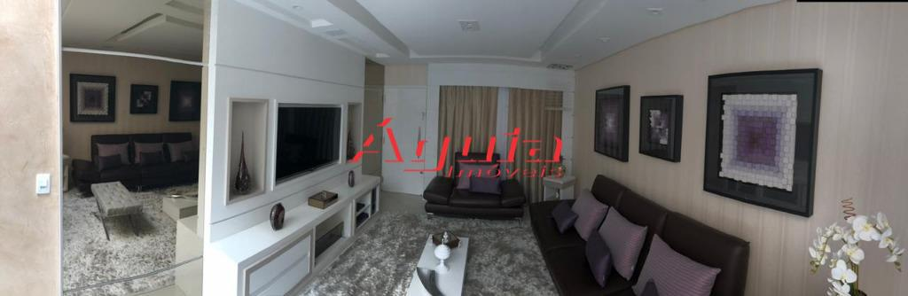 Sobrado com 3 dormitórios à venda, 185 m² por R$ 675.000 - Vila Cecília Maria - Santo André/SP