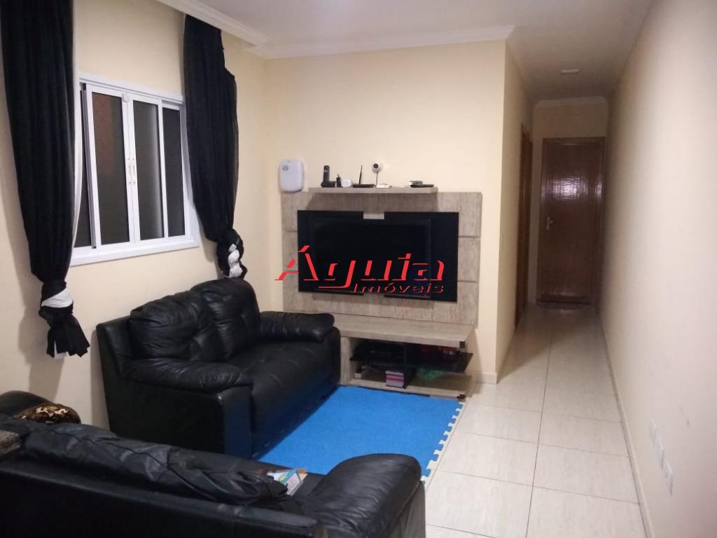 Cobertura com 2 dormitórios à venda, 49 m² por R$ 305.000 - Jardim Ana Maria - Santo André/SP