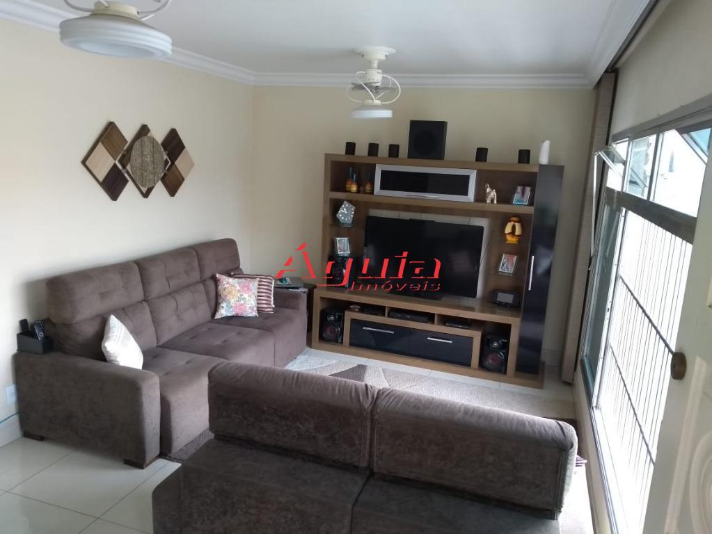 Casa com 3 dormitórios à venda, 27 m² por R$ 590.000 - Vila Príncipe de Gales - Santo André/SP
