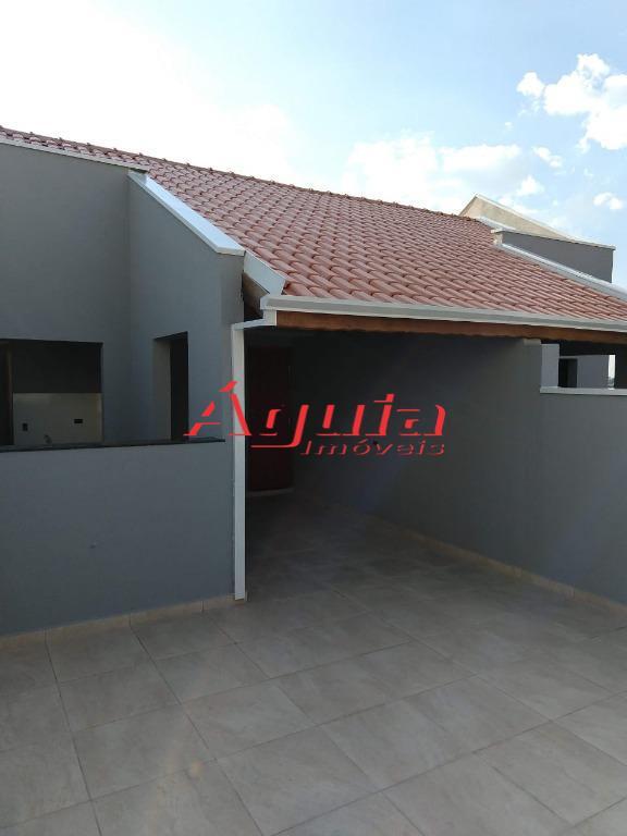 Cobertura com 2 dormitórios à venda, 42 m² por R$ 275.000 - Parque Erasmo Assunção - Santo André/SP