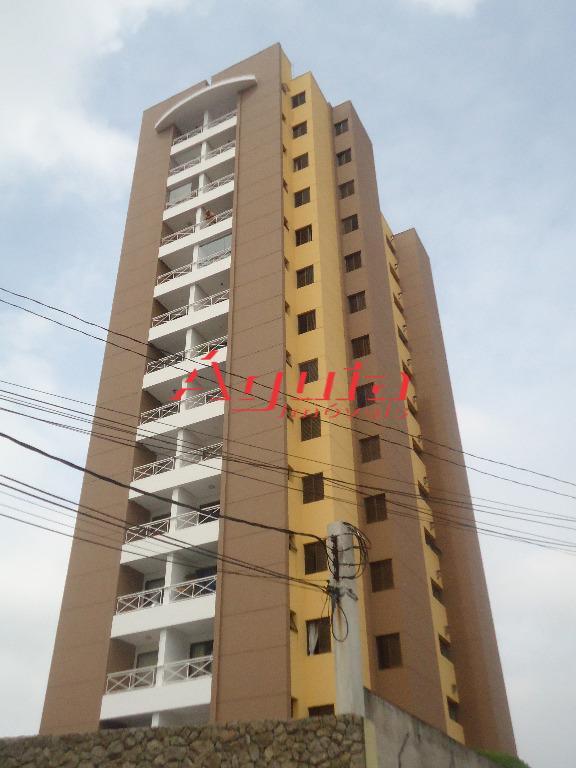 Apartamento com 2 dormitórios à venda, 62 m² por R$ 345.000 - Parque das Nações - Santo André/SP
