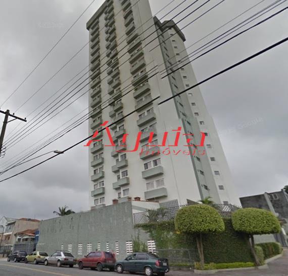 Apartamento à venda, 80 m² por R$ 325.000 - Parque das Nações - Santo André/SP