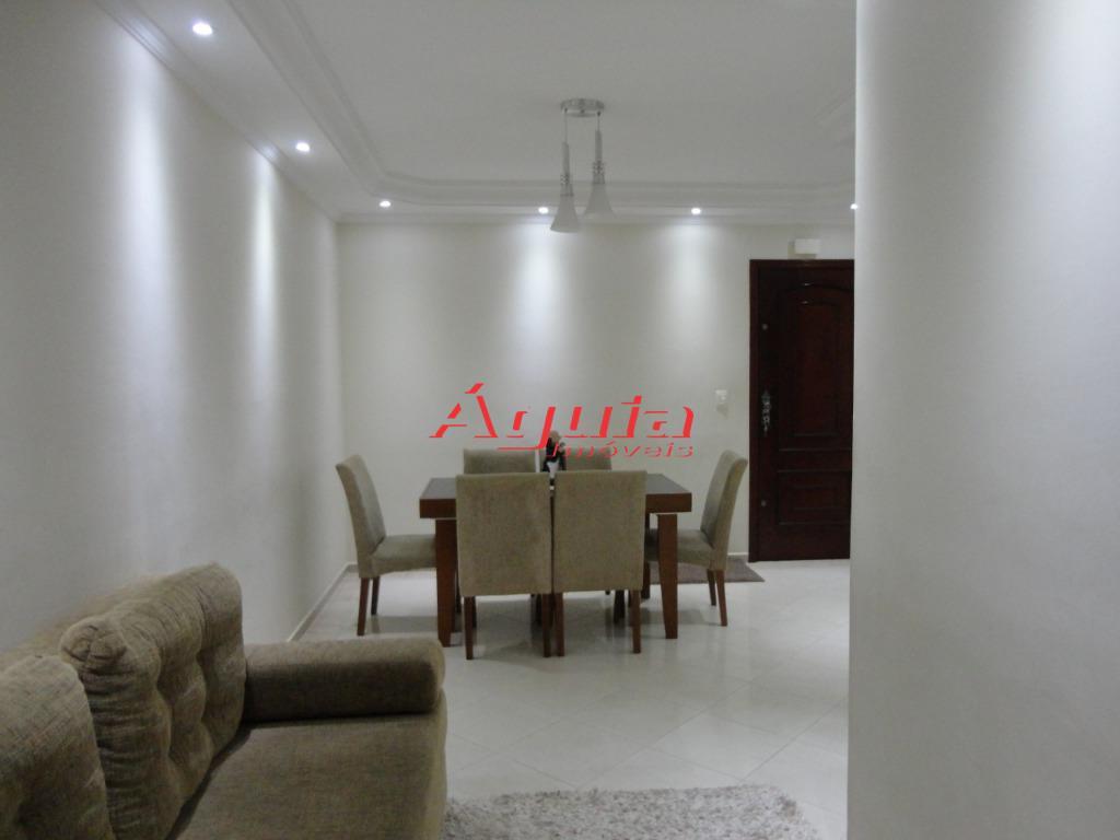 Cobertura com 3 dormitórios à venda, 80 m² por R$ 530.000 - Vila Marina - Santo André/SP