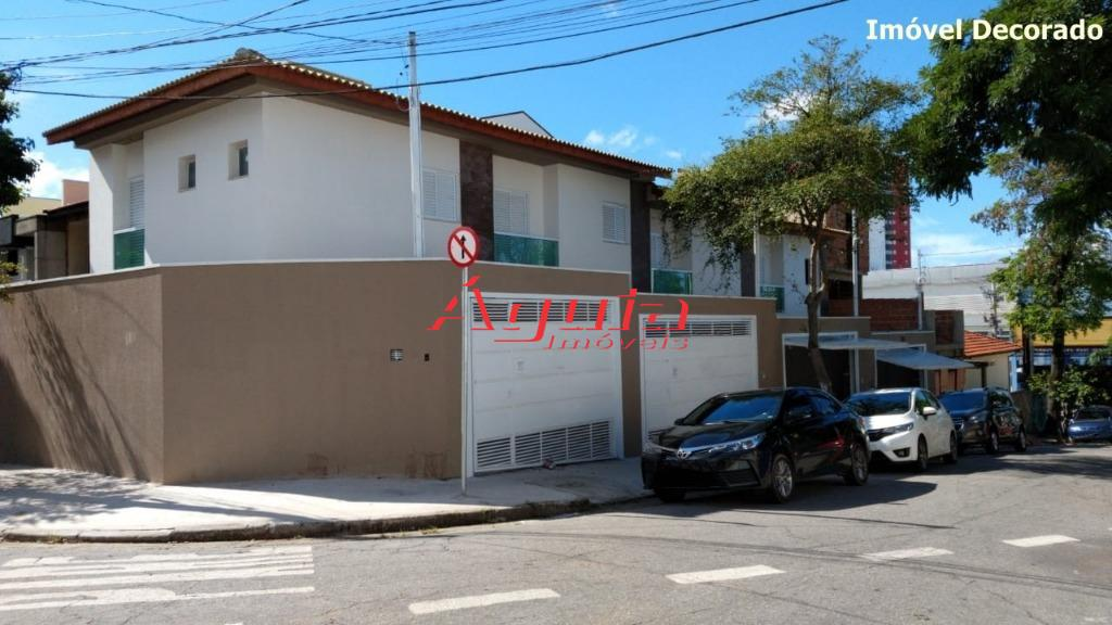 sobrados novos local privilegiado do valparaíso / com 2 dormitórios, sala, lavabo, cozinha, banheiro, lavanderia, 2...