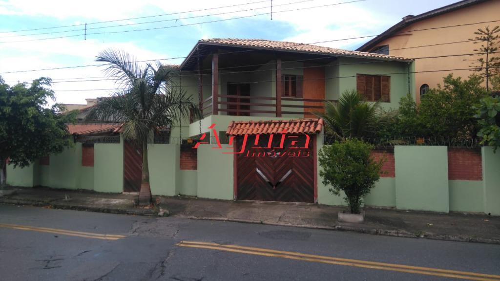 Sobrado com 3 dormitórios à venda, 149 m² por R$ 620.000 - Parque Novo Oratório - Santo André/SP